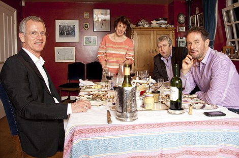 come dine with me episode guide